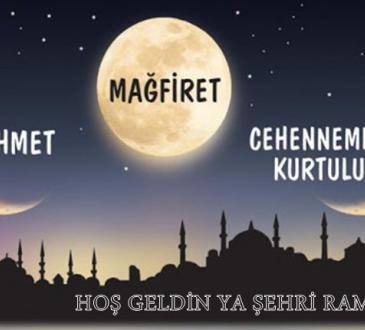 Ramazan Ayı Rahmet Ayı